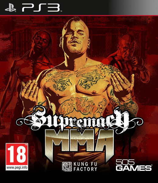 Supremacy mma pc